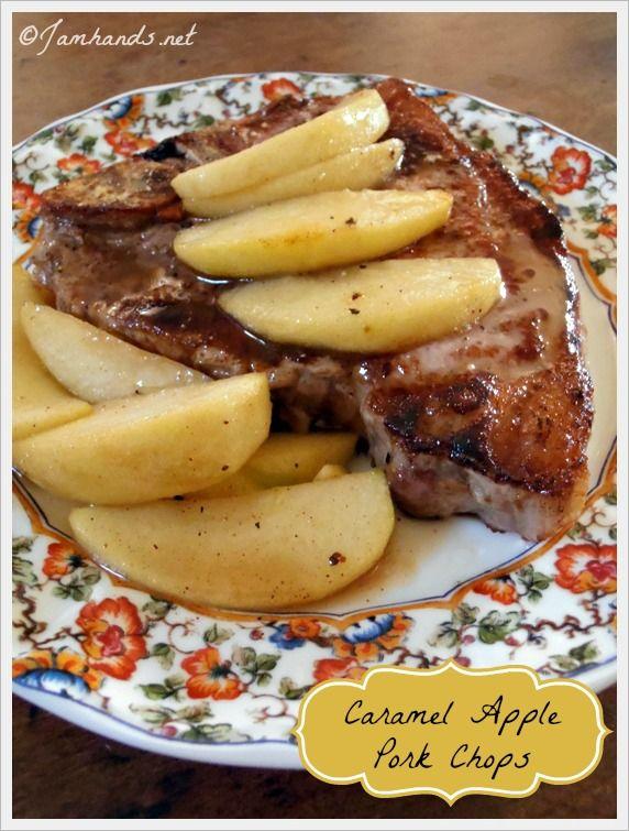 Caramel Apple Pork Chops | Pork Fat Rules!! | Pinterest