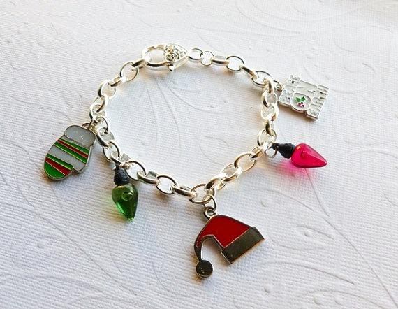 charm bracelet my etsy jewelry