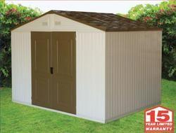 Shed building kits menards must see desk work for Garden shed kits menards