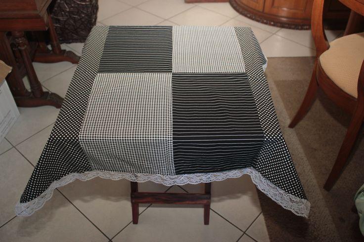 Como hacer un mantel circular a partir de una tela m 225 - Hacer un mantel ...