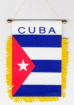 fringed flag