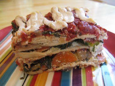 Birthday Lasagna!!   Vegan (or at least convertible)   Pinterest