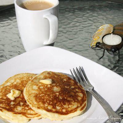 Sunday Morning Buttermilk Pancakes | Food | Pinterest