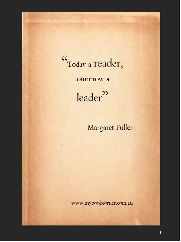 essay on todays readers are tomorrows leaders