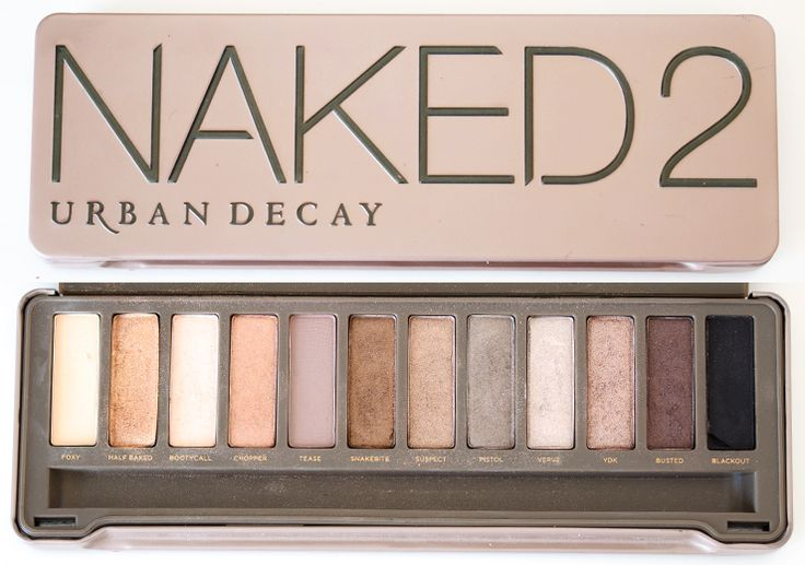 urban decay naked 2 palette eyeshadows pinterest. Black Bedroom Furniture Sets. Home Design Ideas