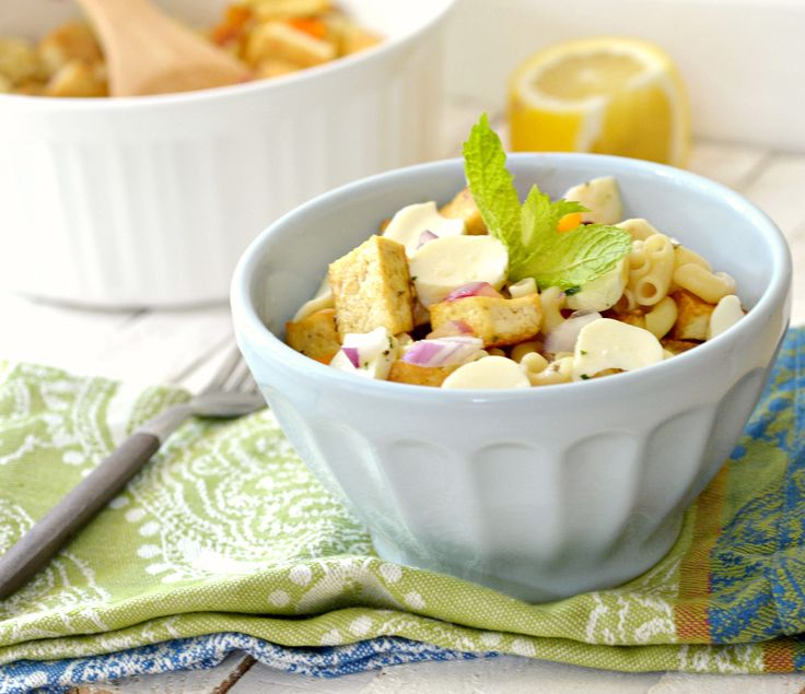 ... in tofu dumplings spicy crisp tofu on mint avocado salad braised tofu