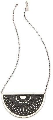 shop the Pamela Love Zellij Pendant Necklace