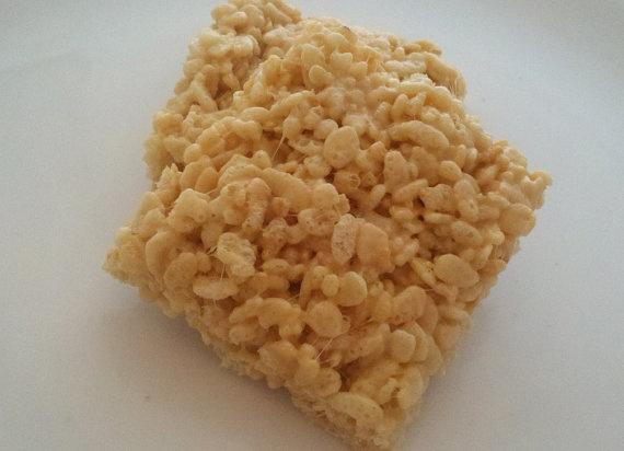 Peanut butter rice krispies treats food and wine pinterest