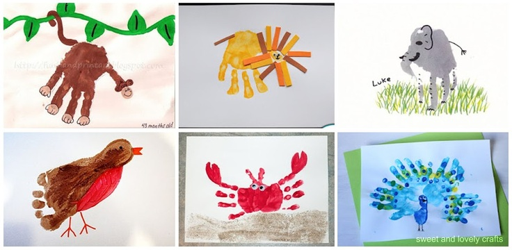 59 hand and foot print pictures