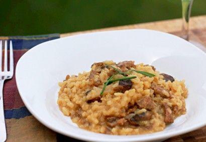 Sausage and Mushroom Risotto | Tasty Kitchen: A Happy Recipe Community ...