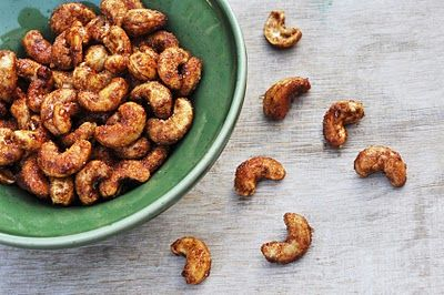 Honey Roasted Moroccan Spice Cashews. These cost a fortunes at teh ...