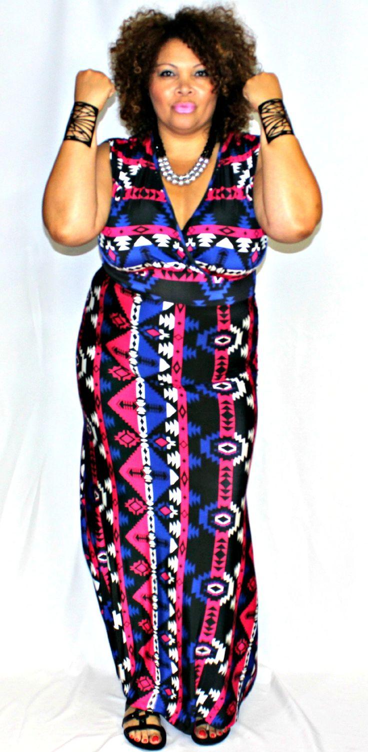 snap shots of plus size dresses