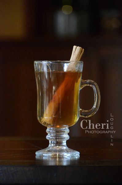 Hot Buttered Cider recipe uses spiced rum and butterscotch schnapps ...