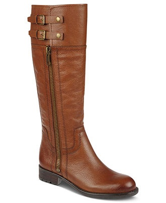 Franco Sarto Shoes, Poet Riding Boots - Boots - Shoes - Macy's
