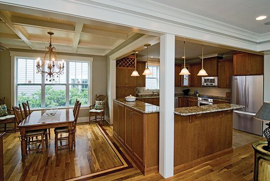 Walk Through Kitchen Into Dining Room House For Our