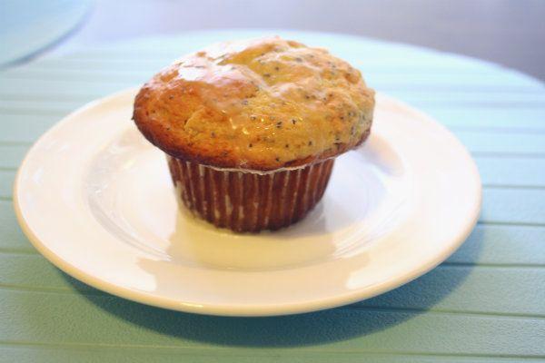 lemon poppy seed ginger muffins   favorite recipes   Pinterest