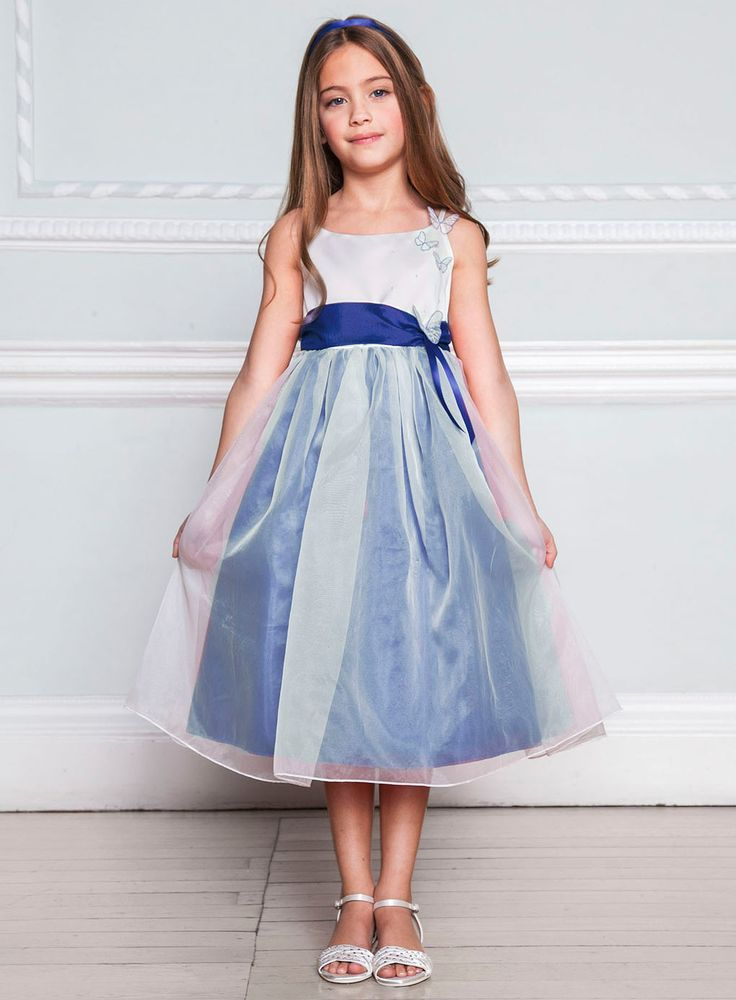 Pin by lisa vecchio on junior and young girls bridesmaid for Wedding dresses for young girls