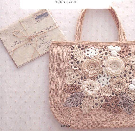 Crochet Stitches Pdf : Irish Crochet Patterns, PDF Patterns, Crochet Rustic, Free Shipping on ...