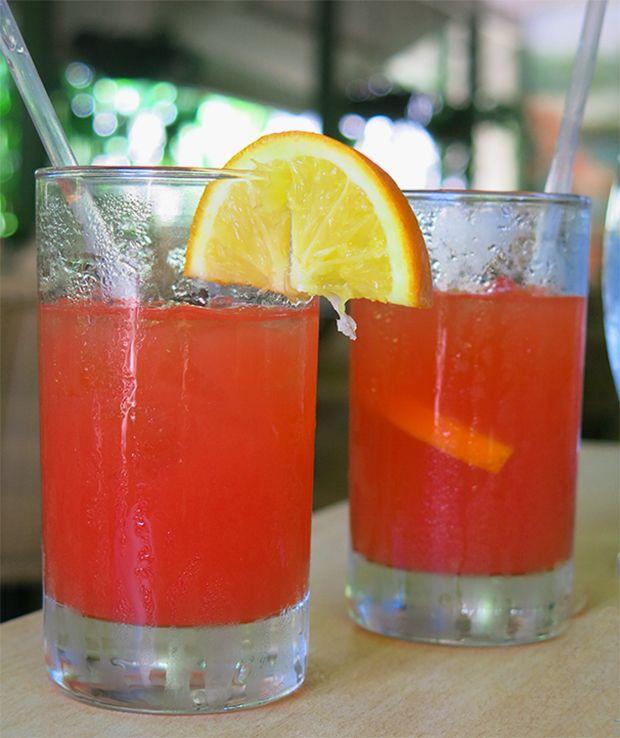 Rum Punch The classic Bajan recipe of Barbados. Barbadian (Bajan) Rum ...