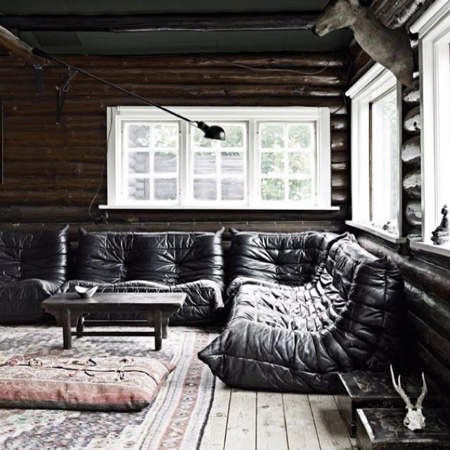 Togo sofa by ligne roset.  Taurus Home and Design  Pinterest