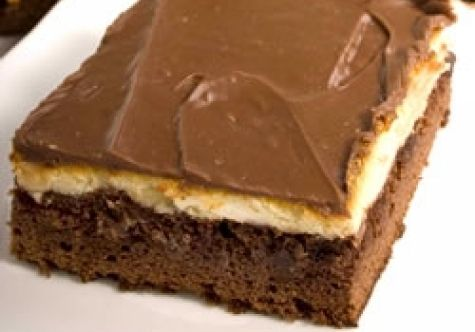Cheesecake Topped Brownies | On the Sweeter Side ;) | Pinterest