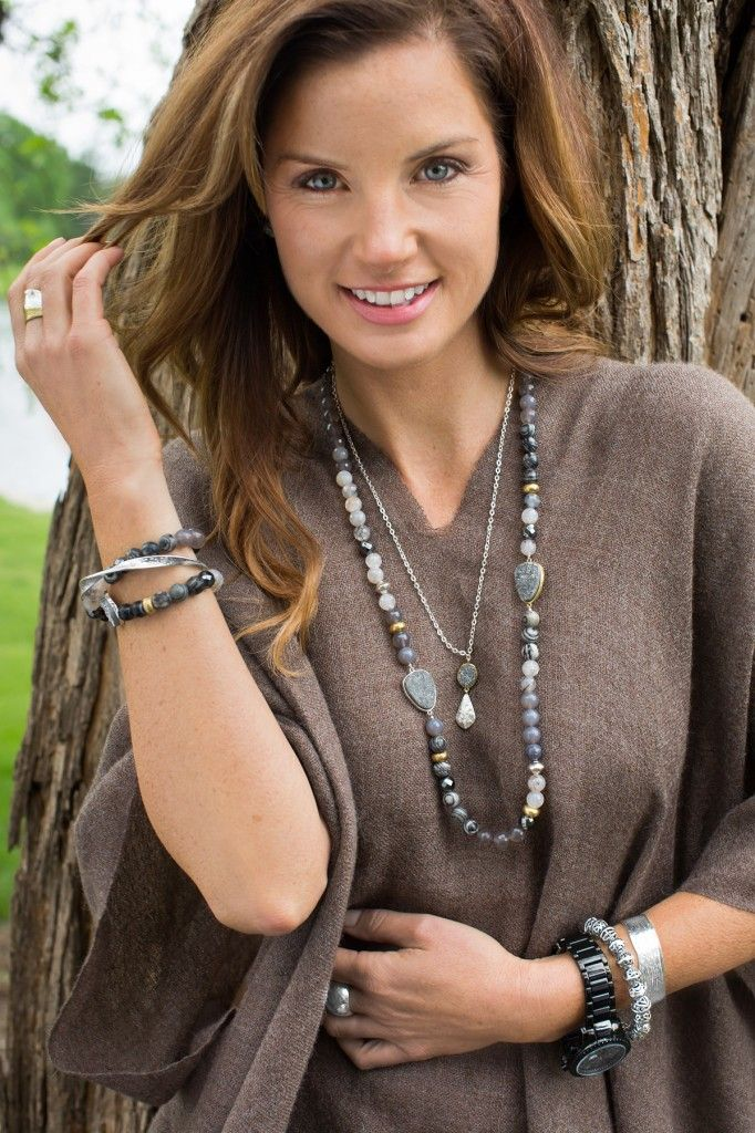 Take your look from day to night in a flash with #Silpada #druzy