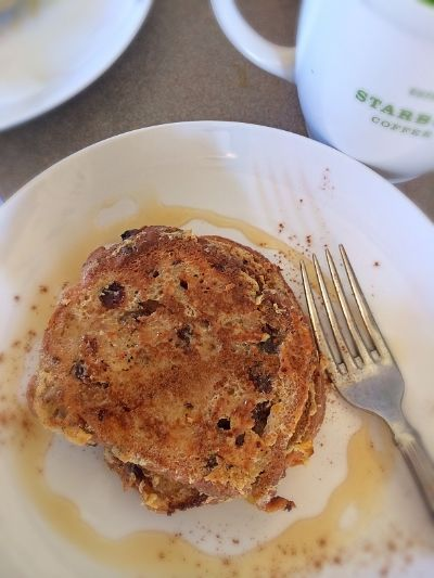 Spring Comfort Food: #GlutenFree Cinnamon French Toast