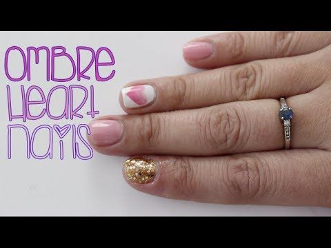 valentine's nails youtube