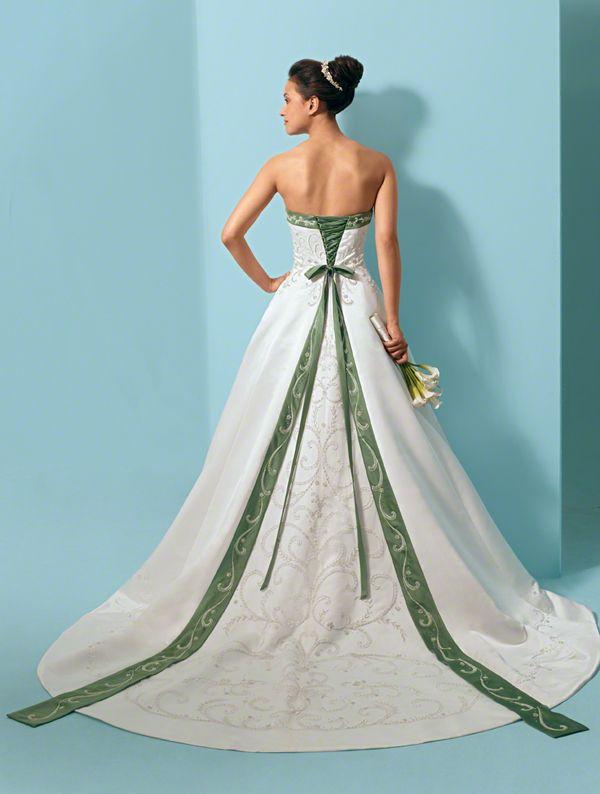 Alfred angelo 1612 wedding dress wedding dresses pinterest for D angelo wedding dresses