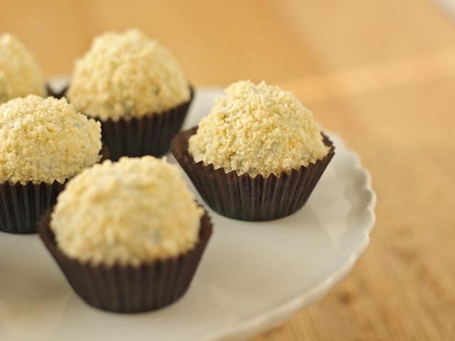 carrot cake truffles | Sweet Tooth | Pinterest