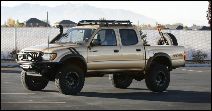 Ford Fiesta Roof Rack >> 2013 Toyota Tacoma Roof Racks Cargo Carriers At Caridcom ...