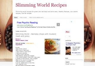 Slimming world recipes favorite recipes pinterest Slimming world my account