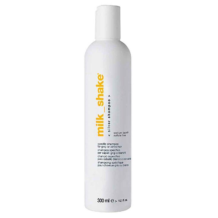 Milkshake Silver Shampoo For Blondes Milk Shake