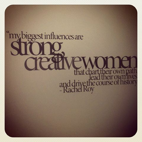 Strong Creative Women