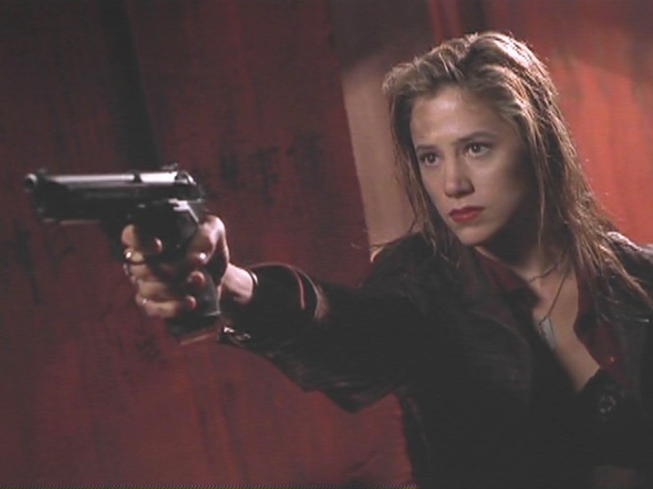 Related image with Mira Sorvino As Meg Coburn The Replacement Killers ...