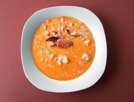 Lobster stew | Food- Soups and Stews | Pinterest