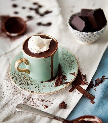 delicious cup of hot chocolate (or milo!) is perfect on a cold ...
