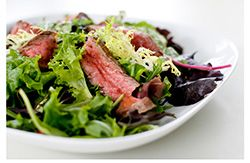 Thai-Style Marinated Flank Steak And Herb Salad Recipes — Dishmaps