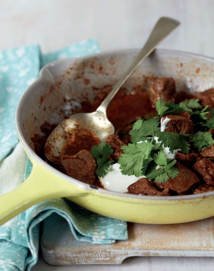 Easy 25-minute cardamom lamb by Anjum Anand | Anjum's Quick & Easy ...