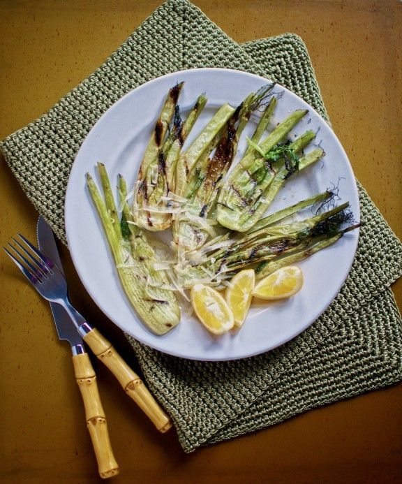 Parmesan Shortbread With Fennel And Sea Salt Recipes — Dishmaps