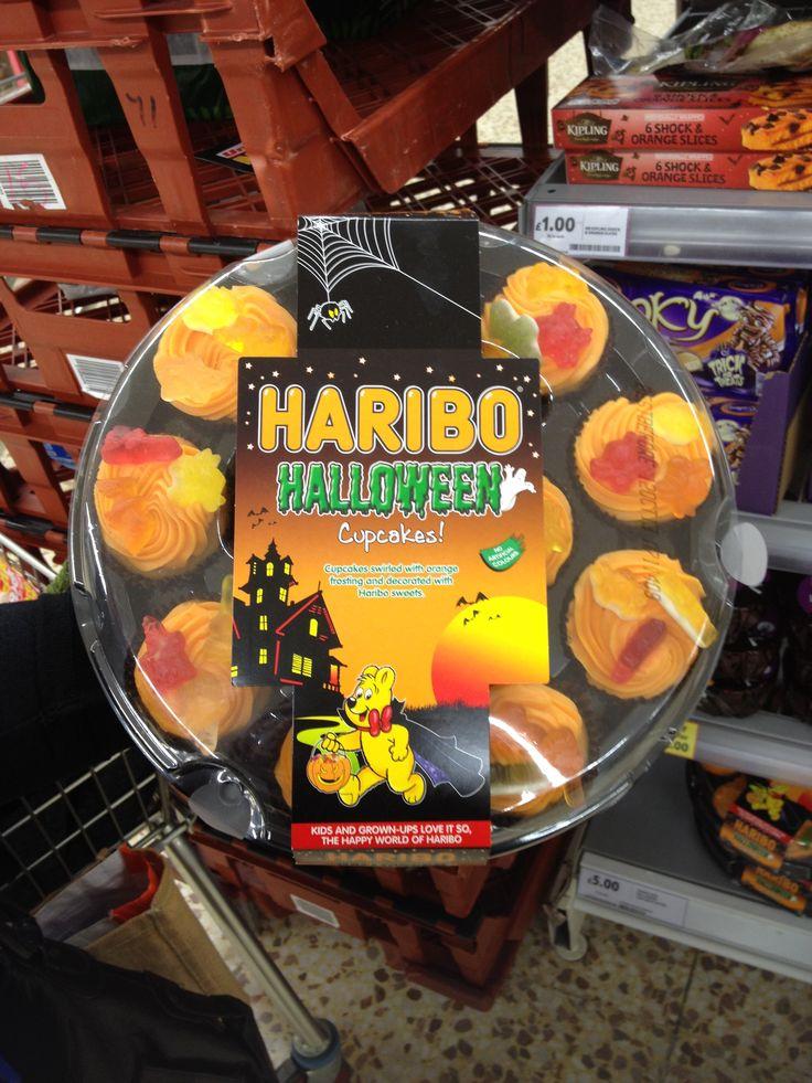 NEW HALLOWEEN CUPCAKES TESCO halloween cup cake