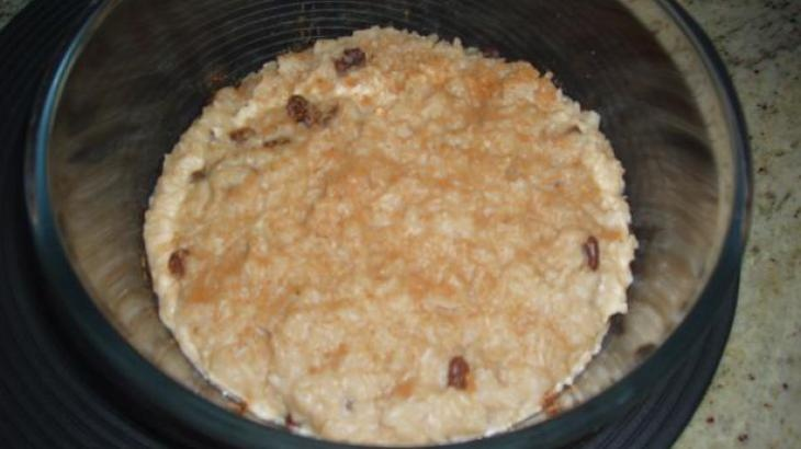 Vegan Brown Rice Pudding   vegan   Pinterest