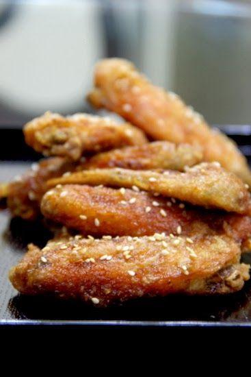 Tebasaki ( Japanese Fried Chicken ) | Chicken Recipes | Pinterest