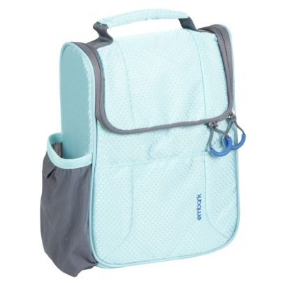 "... lunch satchel in turquoise. My 7-year-old daughter ""adores the color"