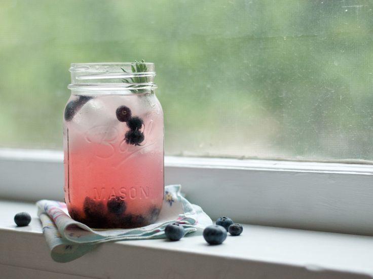 Blueberry Lavender Hard Lemonade | It's 5 o'clock somewhere... | Pint...