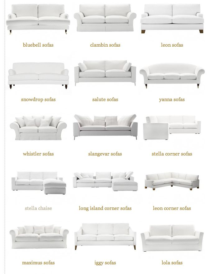 Sofas from the dry oyster home pinterest for Interior design styles types pdf