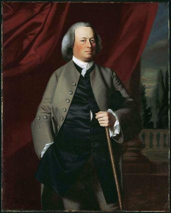 James Warren        1761–63      John Singleton Copley, American, 1738–1815    Dimensions      127 x 101.92 cm (50 x 40 1/8 in.)  Medium or Technique      Oil on canvas  Classification      Paintings
