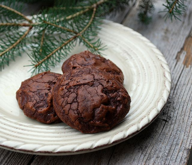 Double Chocolate Espresso Cookies 1 by firefly64, via Flickr