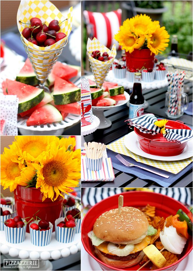 Ideas For Backyard Bbq Party Party Ideas