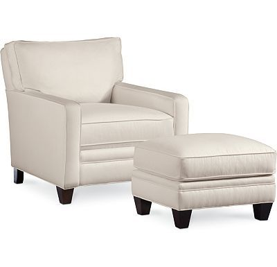 mercer chair and ottoman 1313 02 hills master bedroom pinterest